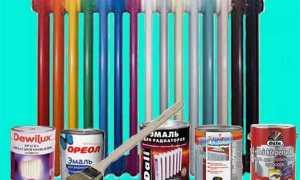 Краска для батарей, труб и радиаторов отопления: обзор, отзывы, сравнение