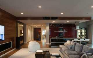 Точечные светодиодные светильники: особенности конструкции и критерии выбора