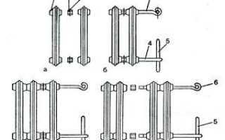 Как снять радиатор: способы как разобрать, материалы, монтаж, опрессовка