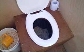 Виды дачных туалетов без выгребных ям