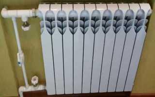 Какой радиатор для отопления дома выбрать: чугун, аллюминий, сталь, биметалл
