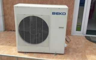 Кондиционеры BEKO: напольные, мобильные и инструкции к ним