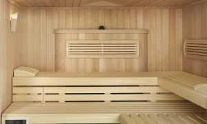 Вентиляция парной в русской бане своими руками