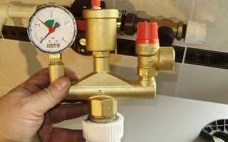 Манометр для измерения давления воды в водопроводе: устройство, виды и установка