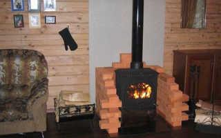 Печь в деревянном доме: виды, безопасность, самостоятельный монтаж
