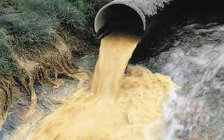 Устройство городской канализации: виды и методы очистки сточных вод