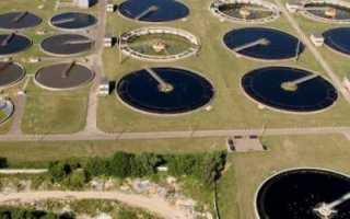 Очистка сточных вод: нормы, основные методы, технология и размещение сооружений