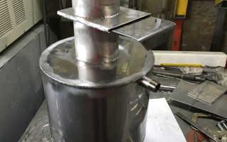 Теплообменник на трубу дымохода: модели, свойства, требования, принцип работы