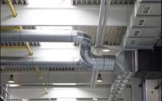 Расчет нормы кратности воздухообмена помещения