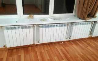 Как соединить радиаторы отопления между собой: типы, особенности монтажа