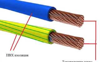 Провода ПВ-3: сечения, область применения и конструктивные особенности