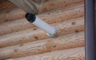 Как мне сделать газовое отопление в деревянном доме: схема или чертеж?