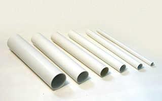 ПВХ-труба для электропроводки: толщина стенки, виниловая, гладкая, жесткая и негорючая