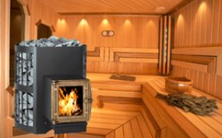 Печи Везувий: основные преимущества оборудования, технические характеристики