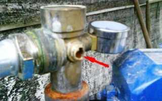 Как разморозить скважину: способы и профилактические меры