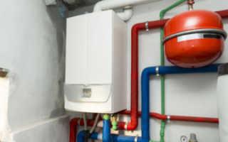 Одноконтурная система отопления: схемы, газовые котлы и дизельные