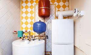 Отделка котельной в частном доме: из чего сделать потолок, пол и стены