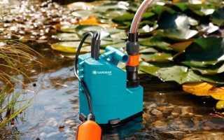 Дренажный насос со встроенным поплавком: принцип работы, устройство и подключение
