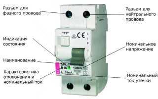 Вводной автомат: устройство и принцип работы, расчет номинала и характеристики