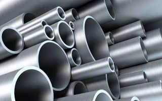 Оцинкованные трубы для водопровода: нормативы, срок службы, монтаж и цена за метр