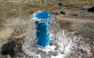 Как поднять воду из скважины если до водяного зеркала больше 10 метров