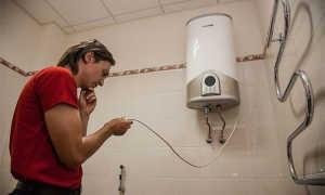 Почему бойлер не греет воду: причина появления и методы устранения проблем
