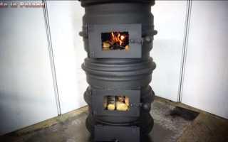 Печка из дисков: преимущества, материалы и оборудование, процесс монтажа