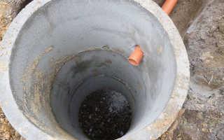 Как правильно сделать сливную яму в частном доме своими руками