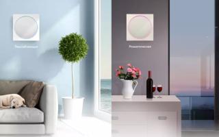 Дизайнерские кондиционеры для квартиры и дома: обзор моделей и их особенности