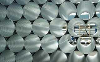 Расчет вентиляции по параметрам: диаметры труб, площадь системы и её элементов