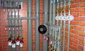 Ввод водопровода в здание: устройство, схемы, строительные нормы и правила