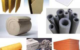 Утепление стен: варианты снаружи и изнутри дома, выбор теплоизолирующих материалов
