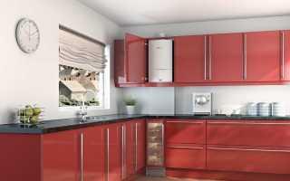 Как спрятать газовый котел на кухне: нормативы, варианты маскировки