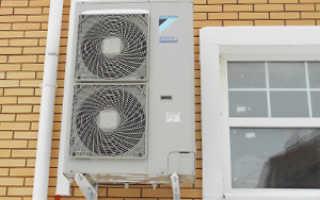 Системы кондиционирования воздуха коттеджей, проекты