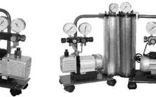 Оборудование для установки, ремонта и обслуживания кондиционеров