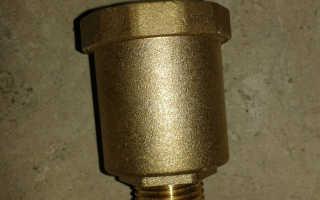 Воздухоотводчики для систем отопления: принцип работы и устройство, разновидности