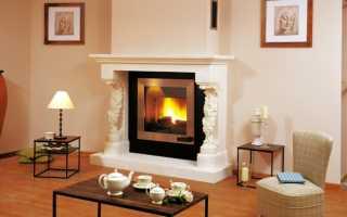 Камин в квартире: виды, разрешение на установку, изготовление и отделка