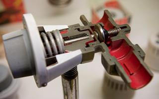 Терморегулятор Danfoss для радиатора отопления: инструкция, основные виды