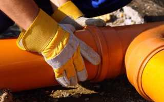 Устройство канализации в частном доме: проектирование, глубина укладки, этапы монтажа и сколько стоит