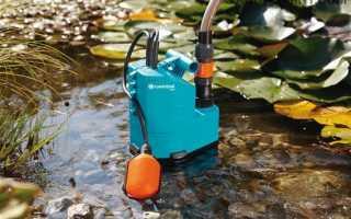 Дренажный насос для канализации: назначение, принцип работы, критерии выбора и установка