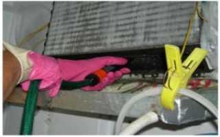 Чистка кондиционеров и сплит-систем: испарителя, дренажа, вентилятора, фильтров и трубок трассы