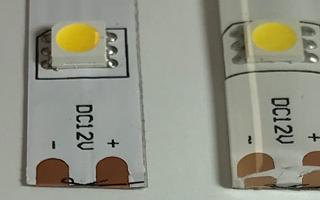 Монтаж светодиодной ленты своими руками: крепление и сгибание на 90 градусов