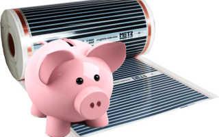 Теплый пол электрический сколько потребляет электричества: расчет, нюансы