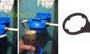 Как открутить фильтр для воды: способы и возможные неполадки