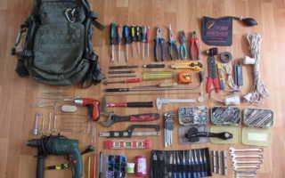 Набор электрика: список электромонтажного инструмента и измерительных приборов