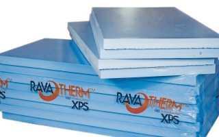 Утеплитель XPS: разновидности, свойства, размеры, сравнение с пенопластом