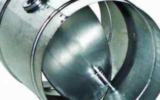 Воздушные клапаны, заслонки и фильтры систем вентиляции