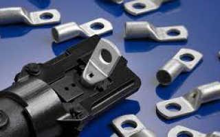 Наконечники для проводов под опрессовку: штыревые, типы размеров и маркировка