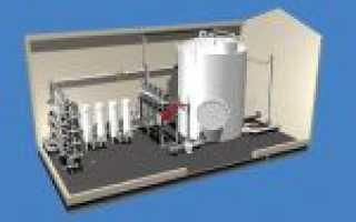 Очистные сооружения сточных вод: принцип работы, типы, строение и размеры