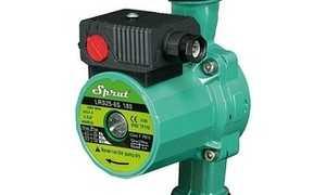 Повысительные насосы для водопровода в квартире и частном доме: устройство и принцип работы